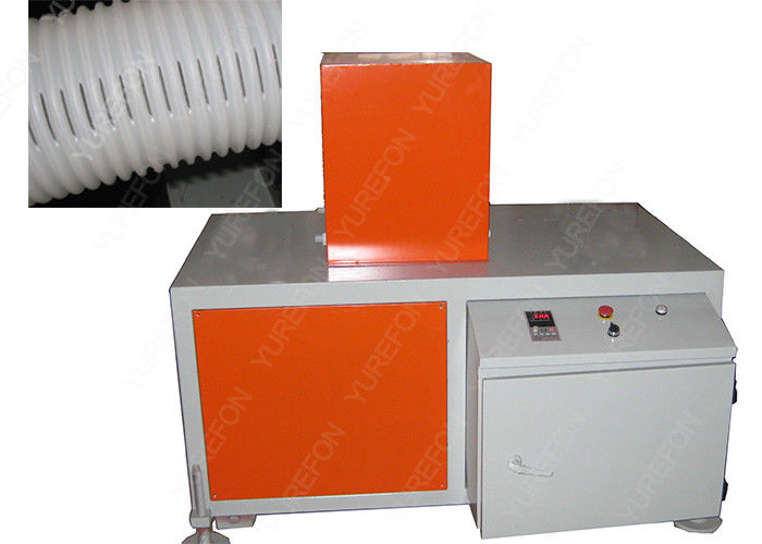Automatic Hole Punching Machine 3 - 6 M / Min For Corrugated Pipe Hole Grooving